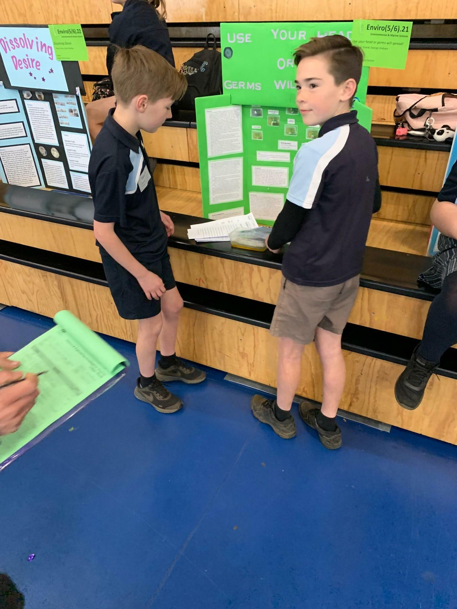 Science Investigations - 5